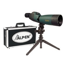 20-60x60 Waterproof Spotting Scope Kit with 45 Degree Eye Piece