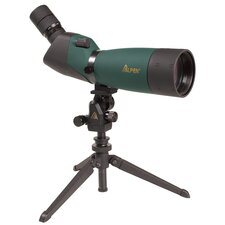 20-60x80 Waterproof Spotting Scope with 45 Degree Eye Piece