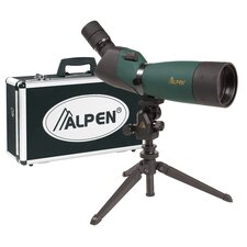 <strong>Alpen Outdoor</strong> 20-60x80 Waterproof Spotting Scope Kit with 45 Degree Eye Piece