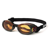 ILS Lense Dog Goggles in Racing Flames