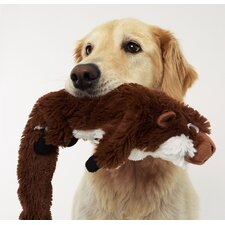 Bottle Critters™ Groundhog Dog Toy