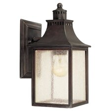 Monte Grande 1 Light Outdoor Wall Lantern