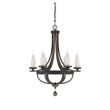 Whitcomb 6 Light Chandelier