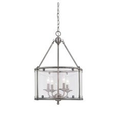 Moorehouse 4 Light Foyer Pendant