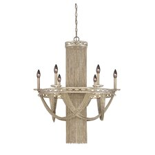 Roosevelt 6 Light Chandelier