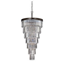 Tierney 19 Light Candle Chandelier