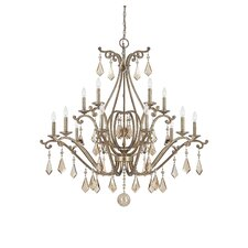 Rothchild 15 Light Candle Chandelier