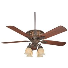 "52"" Monarch 5 Blade Ceiling Fan"