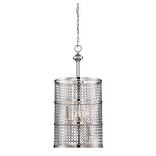 Fairview 3 Light Foyer Lantern
