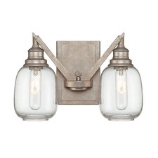 Orsay 2 Light Wall Sconce