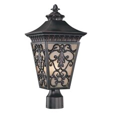 <strong>Savoy House</strong> Bientina 3 Light Post Lantern