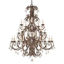 Chastain 20 Light Chandelier