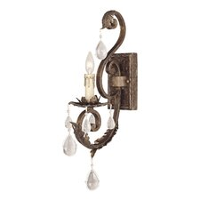Reed 1 Light  Wall Sconce