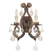 Chastain 2 Light  Wall Sconce