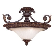Quincy Semi Flush Mount