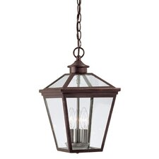 Ellijay 3 Light Outdoor Hanging Lantern