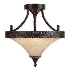 <strong>Savoy House</strong> Essex Semi Flush Mount