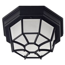 <strong>Savoy House</strong> 1 Light Flush Mount