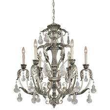 Florita 6 Light Chandelier