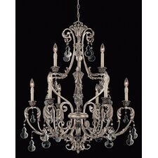 Florita 9 Light Chandelier