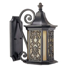 Forsyth 1 Light Outdoor Wall Lantern