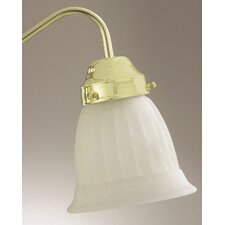 "<strong>Savoy House</strong> 4.75"" x 5.37"" Ceiling Fan Light Glass Shade in White"