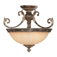 Grenda Semi Flush Mount