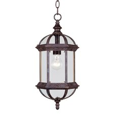 Kensington 1 Light Outdoor Hanging Lantern