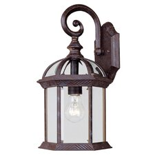 Kensington 1 Light Outdoor Wall Lantern