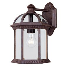 <strong>Savoy House</strong> Kensington 1 Light Outdoor Wall Lantern
