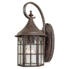 Manchester 1 Light Outdoor Wall Lantern