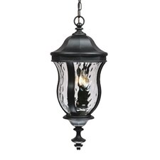 <strong>Savoy House</strong> Monticella 3 Light Outdoor Hanging Lantern