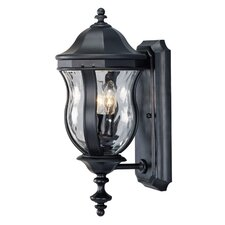 Monticella 2 Light Outdoor Wall Lantern