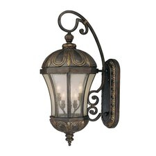 Ponce de Leon 6 Light  Outdoor Wall Lantern