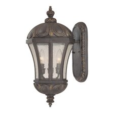 Ponce de Leon 3 Light Outdoor Wall Lantern