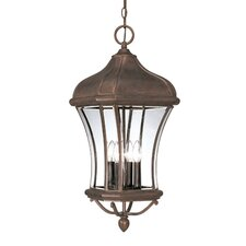 Realto 4 Light Outdoor Hanging Lantern