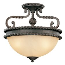 San Gallo Semi Flush Mount