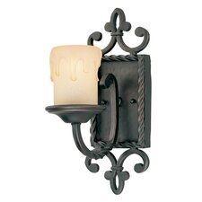 Brooklyn 1 Light Wall Sconce