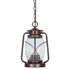 <strong>Savoy House</strong> Smith Mountain 3 Light Outdoor Hanging Lantern