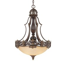 Southerby 3 Light Inverted Pendant