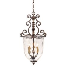 Baxter 3 Light Foyer Pendant