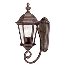 <strong>Savoy House</strong> Wakefield 1 Light Outdoor Wall Lantern