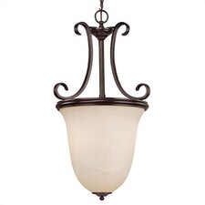 Willoughby 2 Light Inverted Pendant