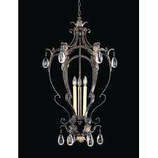 <strong>Savoy House</strong> Hensley 3 Light Foyer Pendant