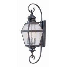 Chimnea Outdoor Wall Lantern
