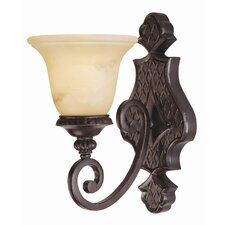 Knight 1 Light Wall Sconce