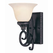 Keystone 1 Light Wall Sconce