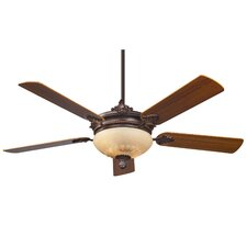 "52"" The Shadow 5 Blade Ceiling Fan"