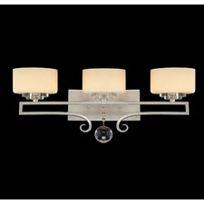 Rosendal 3 Light Bath Bar