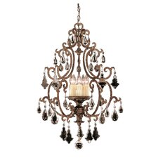 Champlain 5 Light Mini Chandelier